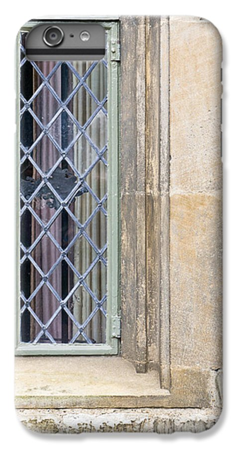 Castle IPhone 6 Plus Case featuring the photograph Window  by Tom Gowanlock