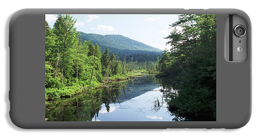 Mountain IPhone 6 Plus Case featuring the photograph 070506-84 by Mike Davis