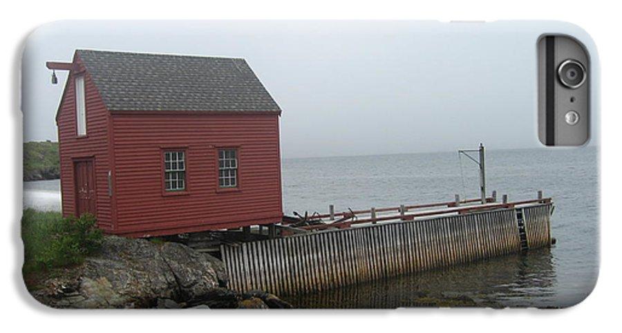 Photograph Bonavista Island Atlantic Ocean Newfoundland IPhone 6 Plus Case featuring the photograph Bonavista by Seon-Jeong Kim