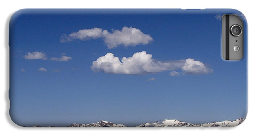 Mountains IPhone 6 Plus Case featuring the photograph Colorado by Amanda Barcon