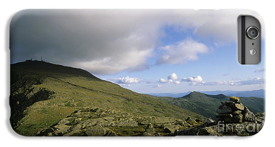 Mount Washington IPhone 6 Plus Case featuring the photograph Mount Washington New Hampshire Usa by Erin Paul Donovan