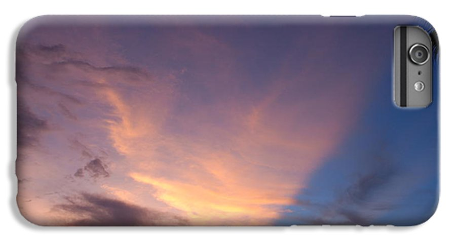 Sunset IPhone 6 Plus Case featuring the photograph Sunset At Pine Tree by Rob Hans