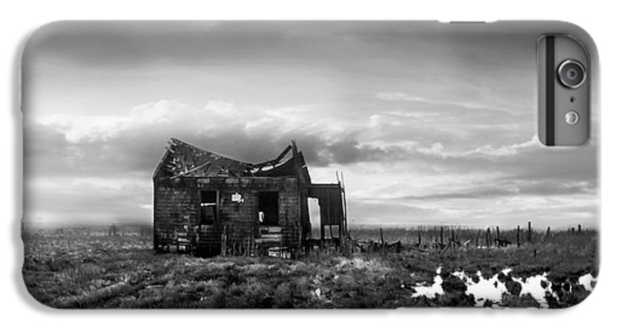 Architecture IPhone 6 Plus Case featuring the photograph The Shack by Dana DiPasquale
