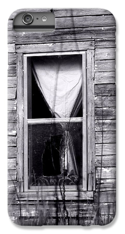 Windows IPhone 6 Plus Case featuring the photograph Window by Amanda Barcon