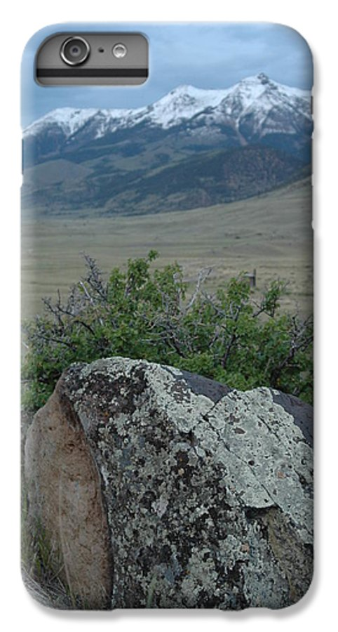 Landscape IPhone 6 Plus Case featuring the photograph Untitled by Kathy Schumann