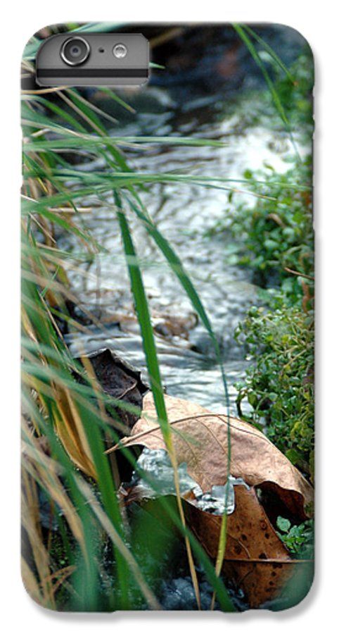 Stream IPhone 6 Plus Case featuring the photograph Untitled by Kathy Schumann