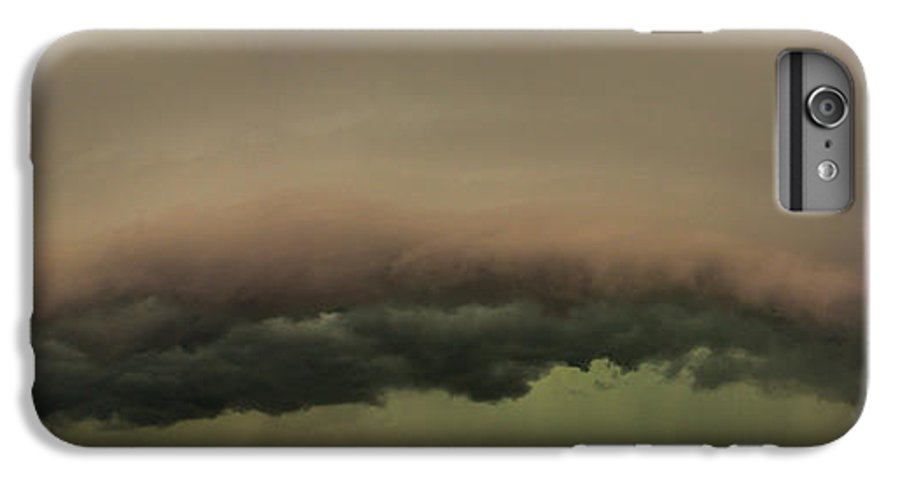 Nebraskasc IPhone 6 Plus Case featuring the photograph 3rd Storm Chase Of 2015 by Dale Kaminski