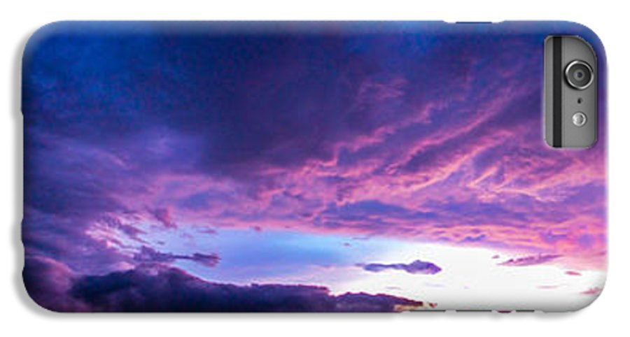Nebraskasc IPhone 6 Plus Case featuring the photograph 5th Storm Chase 2015 by NebraskaSC