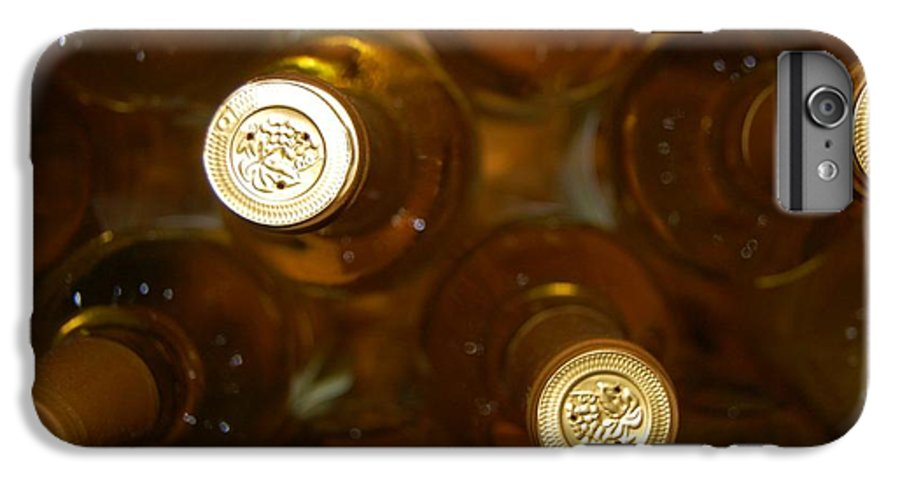 Wine IPhone 6 Plus Case featuring the photograph Aged Well by Debbi Granruth