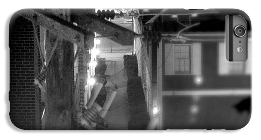 Alley IPhone 6 Plus Case featuring the photograph Alley To High by Jean Macaluso