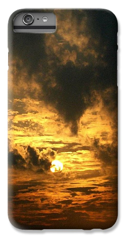 Daybreak IPhone 6 Plus Case featuring the photograph Alter Daybreak by Rhonda Barrett
