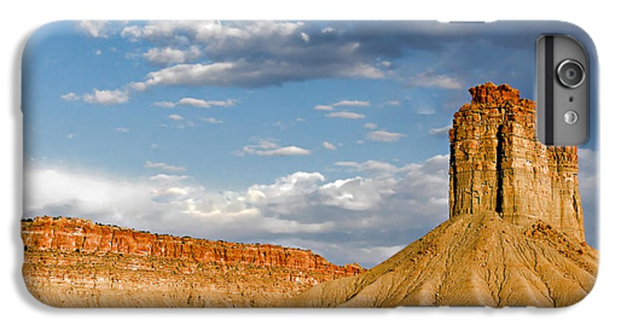 Mountain IPhone 6 Plus Case featuring the photograph Amazing Mesa Verde Country by Christine Till