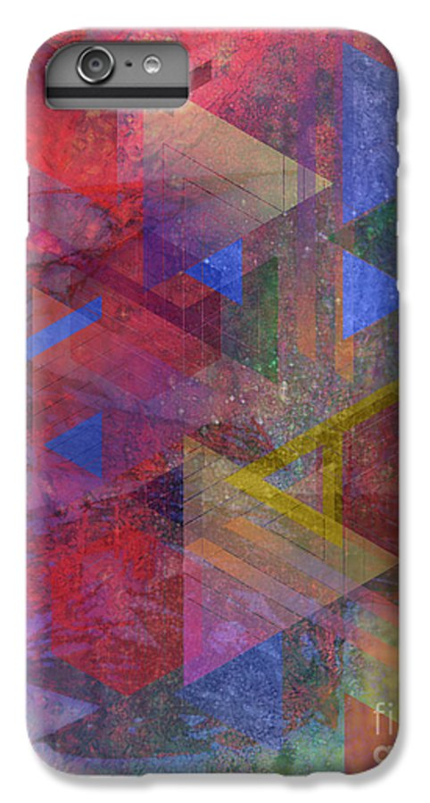 Another Time IPhone 6 Plus Case featuring the digital art Another Time by John Beck