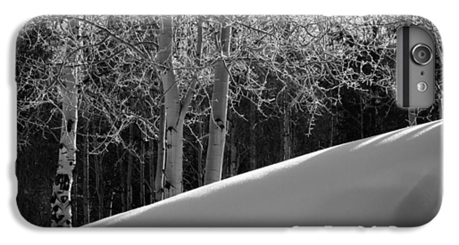 Colorado IPhone 6 Plus Case featuring the photograph Aspencade by Skip Hunt