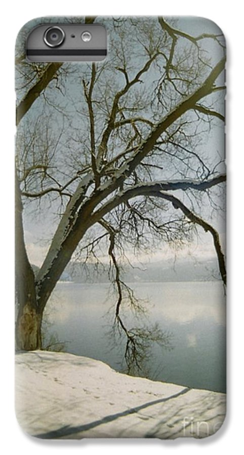 Blue IPhone 6 Plus Case featuring the photograph Blue Dream by Idaho Scenic Images Linda Lantzy