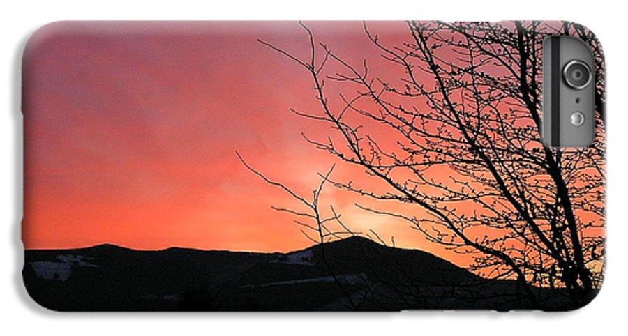 Sunrise IPhone 6 Plus Case featuring the photograph Burlington Sunrise by Louise Magno