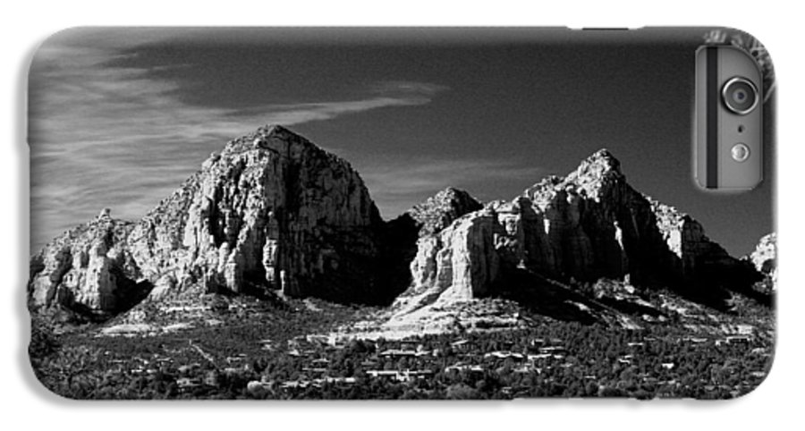 Arizona IPhone 6 Plus Case featuring the photograph Capital Dome I by Randy Oberg