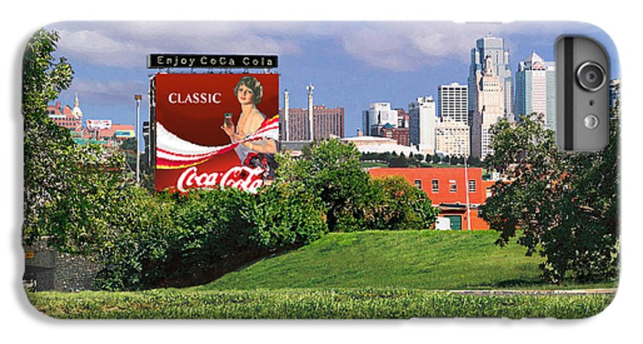 Landscape IPhone 6 Plus Case featuring the photograph Classic Summer by Steve Karol