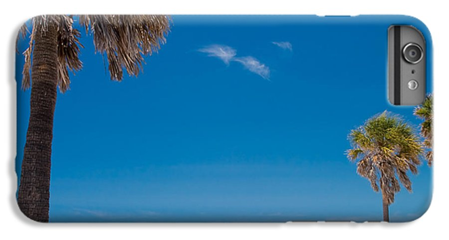 3scape Photos IPhone 6 Plus Case featuring the photograph Clearwater Beach by Adam Romanowicz