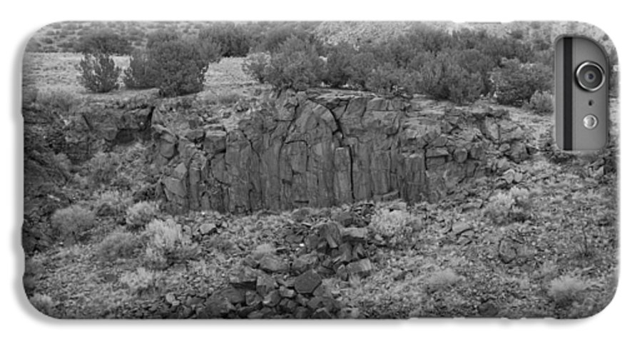 Rocks IPhone 6 Plus Case featuring the photograph Cochiti Rocks by Rob Hans