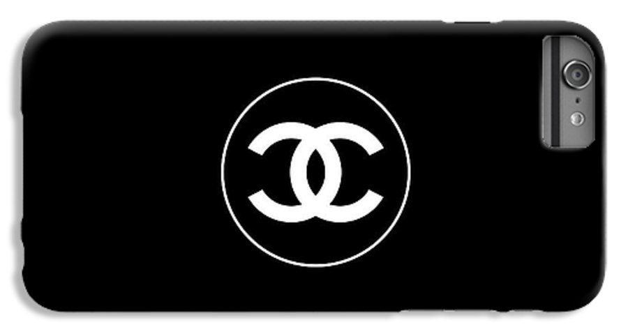 best service fd830 169e6 Coco Chanel IPhone 6 Plus Case