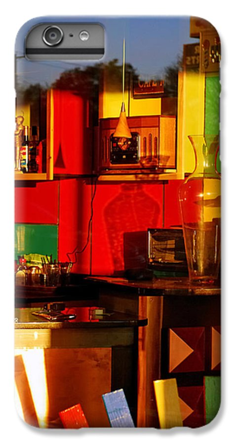 Skip Hunt IPhone 6 Plus Case featuring the photograph Coffee Shop by Skip Hunt