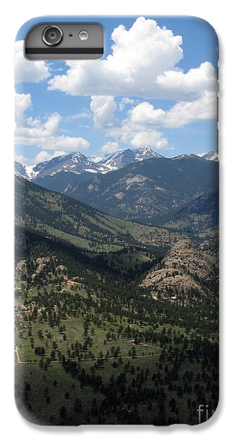Colorado IPhone 6 Plus Case featuring the photograph Colorado by Amanda Barcon