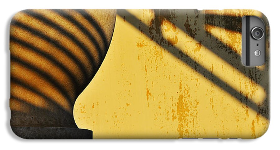 Architecture IPhone 6 Plus Case featuring the photograph Comb Over by Skip Hunt
