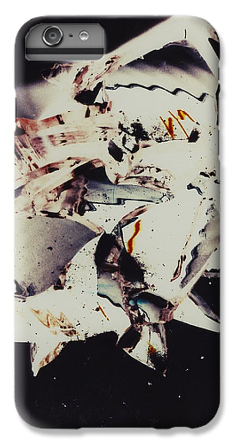 Abstract IPhone 6 Plus Case featuring the photograph Craft by David Rivas