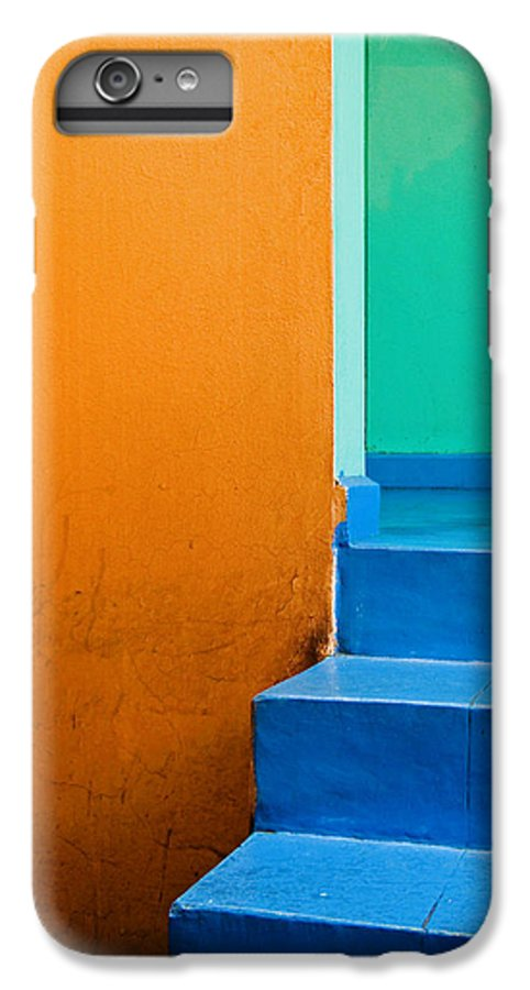 Oaxaca IPhone 6 Plus Case featuring the photograph Creamsicle by Skip Hunt