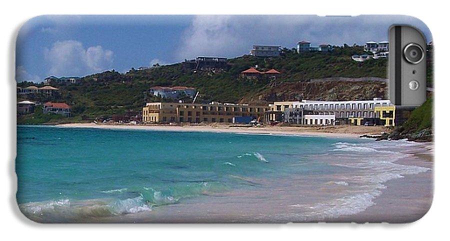 Dawn Beach IPhone 6 Plus Case featuring the photograph Dawn Beach by Debbi Granruth