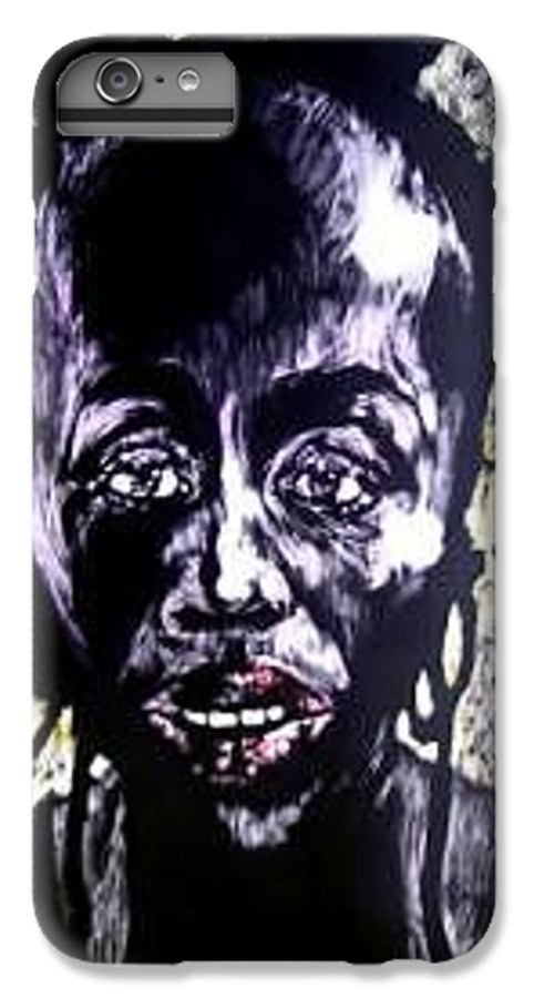 International Womens Day IPhone 6 Plus Case featuring the mixed media Digital Divide by Chester Elmore