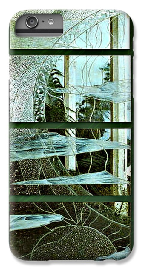 Photography Glass Landscape IPhone 6 Plus Case featuring the photograph 'door To The Universe' by Sarah King