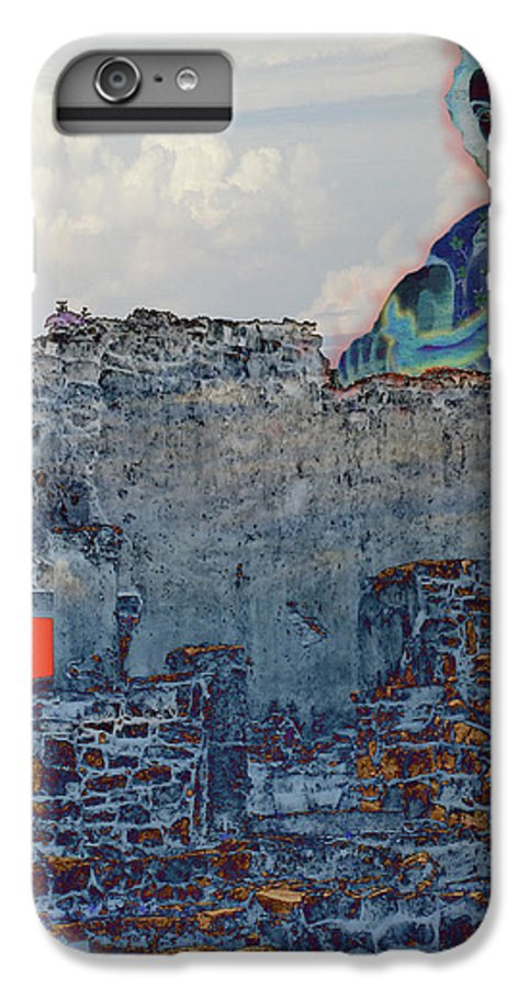 Tulum Ruins IPhone 6 Plus Case featuring the photograph Dream Of Tulum Ruins by Ann Tracy