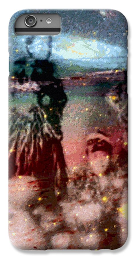 Tropical Interior Design IPhone 6 Plus Case featuring the photograph E Ola Ana No by Kenneth Grzesik