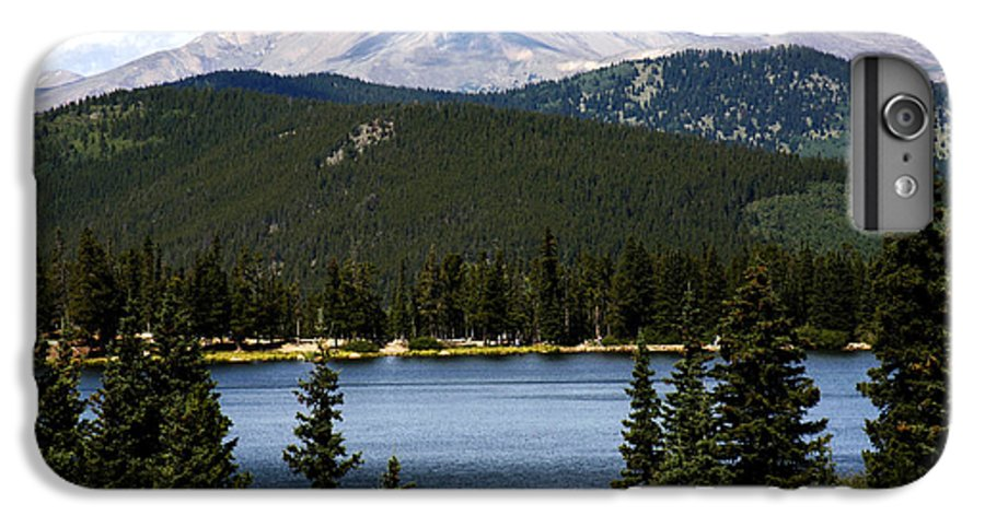 Colorado IPhone 6 Plus Case featuring the photograph Echo Lake Colorado by Marilyn Hunt