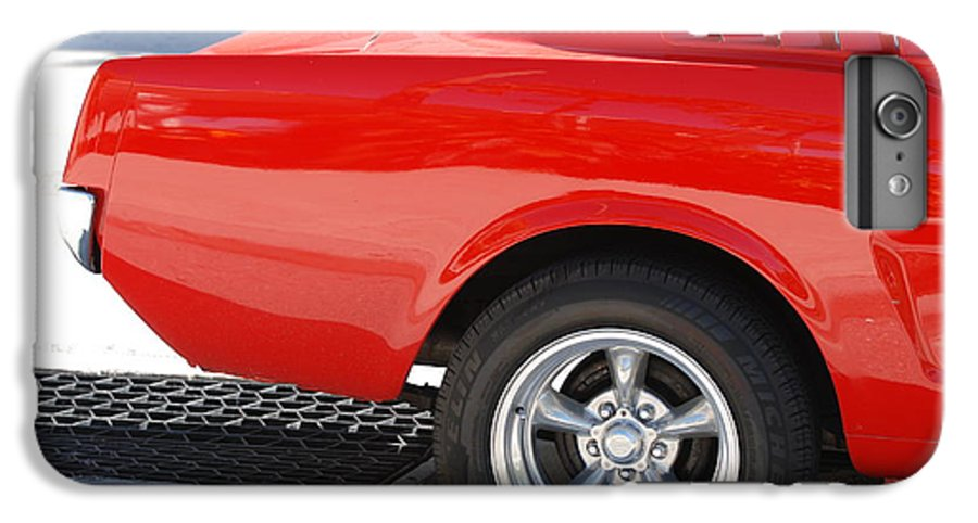 Ford IPhone 6 Plus Case featuring the photograph Fastback Mustang by Rob Hans