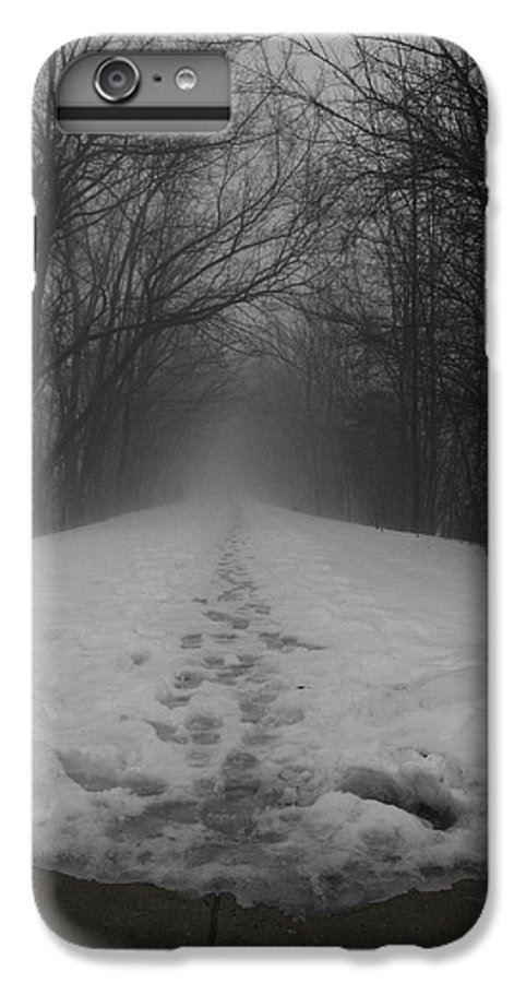 Landscape IPhone 6 Plus Case featuring the photograph Fear by Dylan Punke