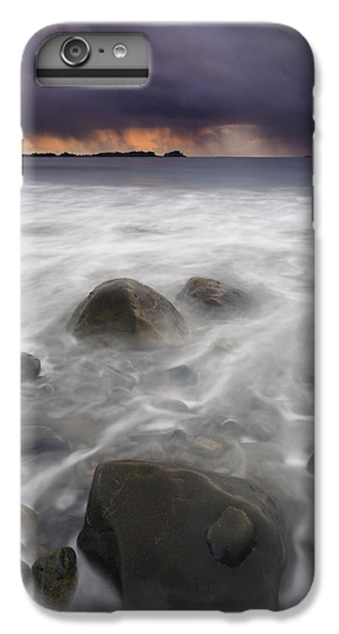 Storm IPhone 6 Plus Case featuring the photograph Fingers Of The Storm by Mike Dawson