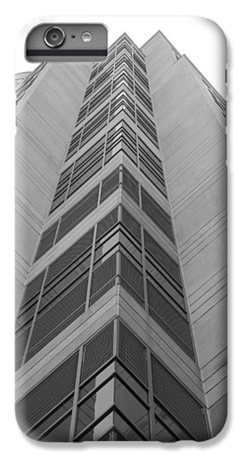 Architecture IPhone 6 Plus Case featuring the photograph Glass Tower by Rob Hans