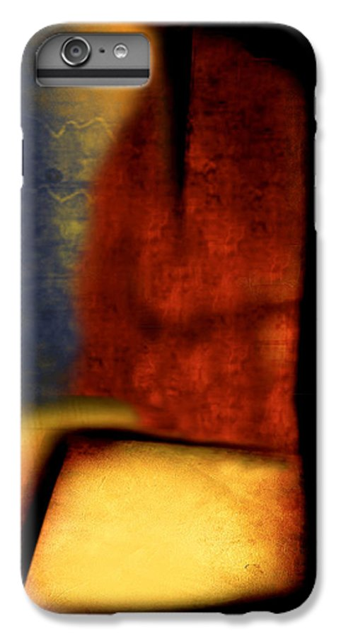 Golf IPhone 6 Plus Case featuring the painting Golf by Jill English