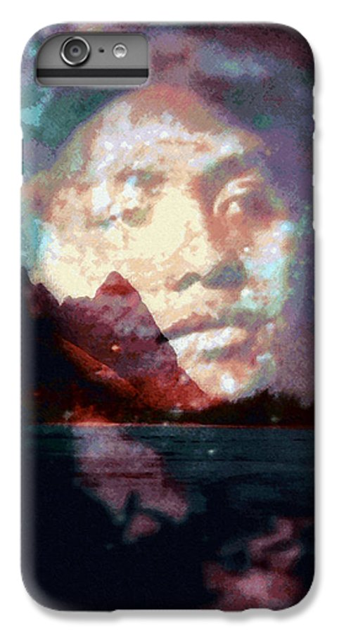 Tropical Interior Design IPhone 6 Plus Case featuring the photograph Ho Okahiko by Kenneth Grzesik