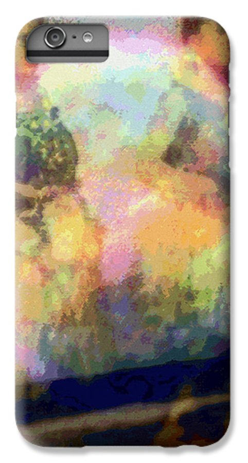 Tropical Interior Design IPhone 6 Plus Case featuring the photograph Hula Waiona by Kenneth Grzesik