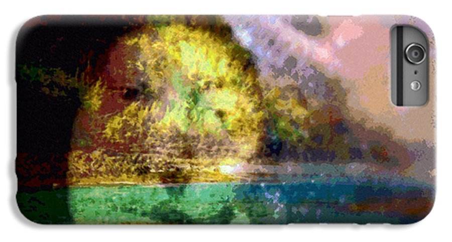 Tropical Interior Design IPhone 6 Plus Case featuring the photograph I Ini O Ka Naau by Kenneth Grzesik
