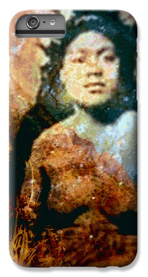 Tropical Interior Design IPhone 6 Plus Case featuring the photograph Ike Papalua by Kenneth Grzesik