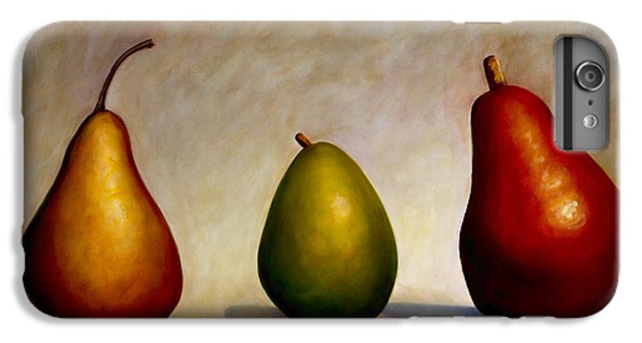 Still Life IPhone 6 Plus Case featuring the painting In Repair by Shannon Grissom