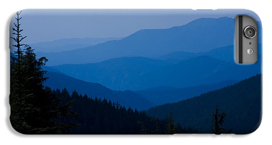 Mountain IPhone 6 Plus Case featuring the photograph Infinity by Idaho Scenic Images Linda Lantzy