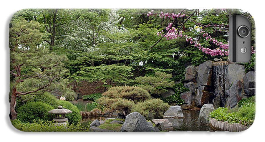 Japanese Garden IPhone 6 Plus Case featuring the photograph Japanese Garden II by Kathy Schumann