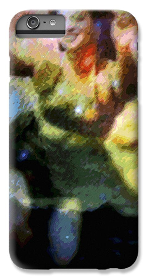 Tropical Interior Design IPhone 6 Plus Case featuring the photograph Ke'e Hula Uhane by Kenneth Grzesik