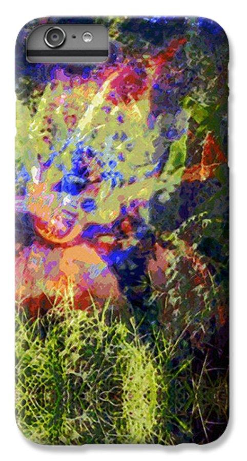 Rainbow Colors Digital IPhone 6 Plus Case featuring the photograph Kihapai O Ekena by Kenneth Grzesik